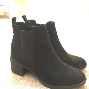 H&M booties 💕💕